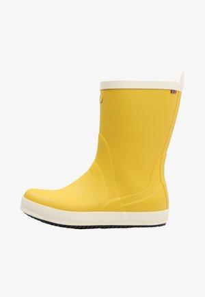 SEILAS - Gummistøvler - yellow