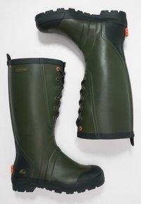 Viking - SLAGBJORN - Gummistøvler - green - 1
