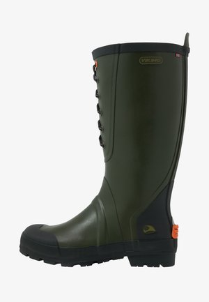 SLAGBJORN - Wellies - green
