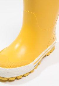 Viking - JOLLY - Bottes en caoutchouc - yellow - 5
