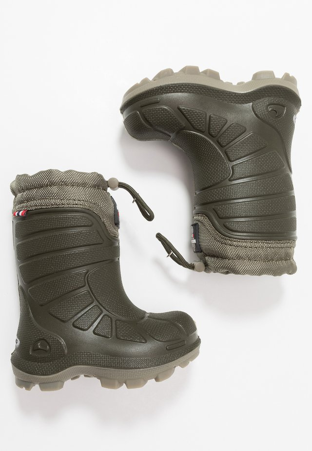 EXTREME - Winter boots - hunting green/olive