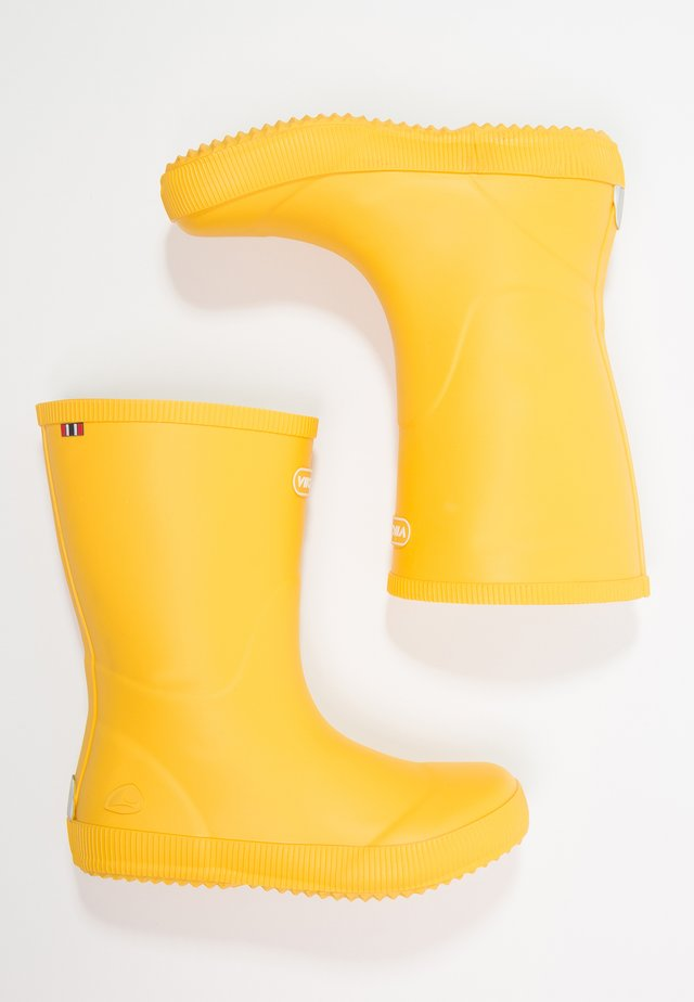 CLASSIC INDIE - Kumisaappaat - yellow