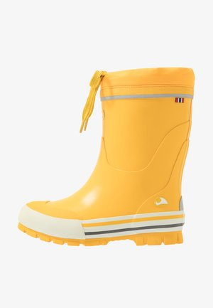 JOLLY WINTER - Botas de agua - yellow