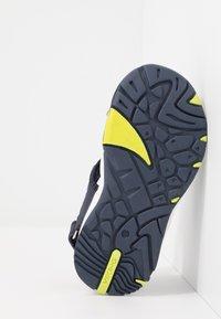 Viking - THRILL - Walking sandals - navy/demin - 5