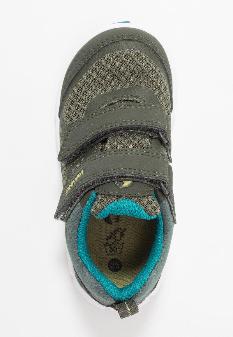 Viking - VEME VEL GTX - Hiking shoes - huntinggreen/olive