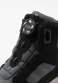 Viking - TRYVANN BOA GTX  - Zimní obuv - black/charcoal - 2