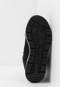 Viking - TRYVANN BOA GTX  - Zimní obuv - black/charcoal - 5