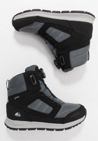 Viking - TRYVANN BOA GTX  - Zimní obuv - black/charcoal - 0