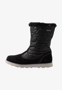 Viking - ROEA  GTX  - Stivali da neve  - black/old rose - 1
