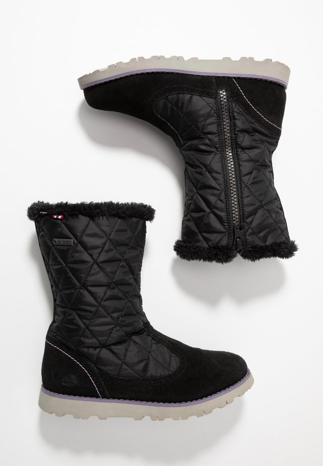 ROEA  GTX  - Snowboot/Winterstiefel - black/old rose