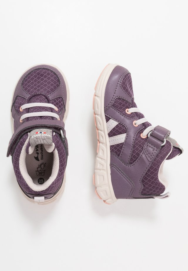 ALVDAL MID GTX - Obuwie hikingowe - purple/light lilac