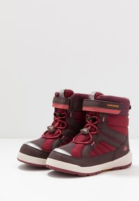 Viking - PLAYTIME GTX - Winter boots - wine/dark red - 3