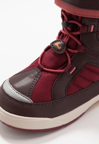 Viking - PLAYTIME GTX - Winter boots - wine/dark red - 2