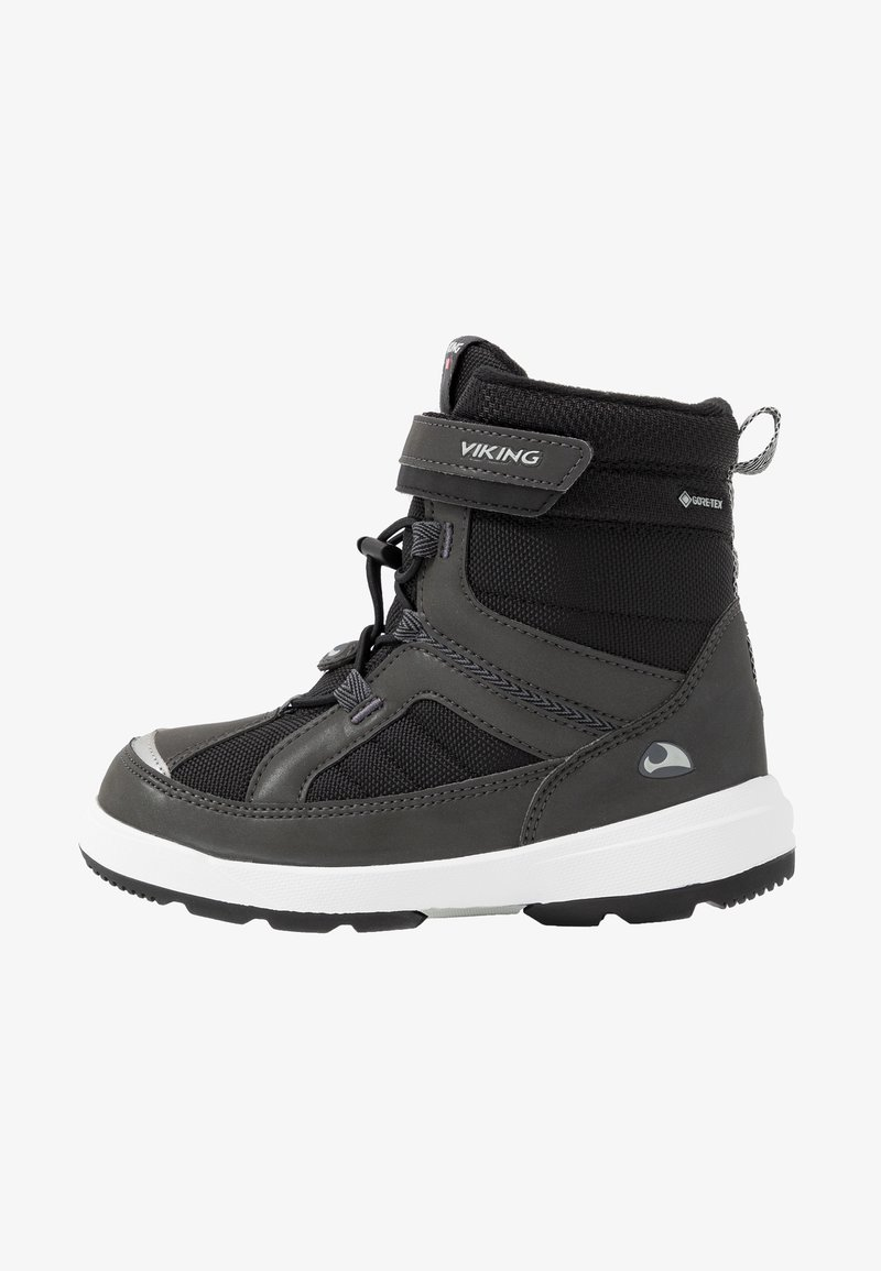 Viking - PLAYTIME GTX - Winter boots - charcoal/black