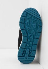 Viking - ROTNES GTX - Zimní obuv - petrolblå/svart - 5