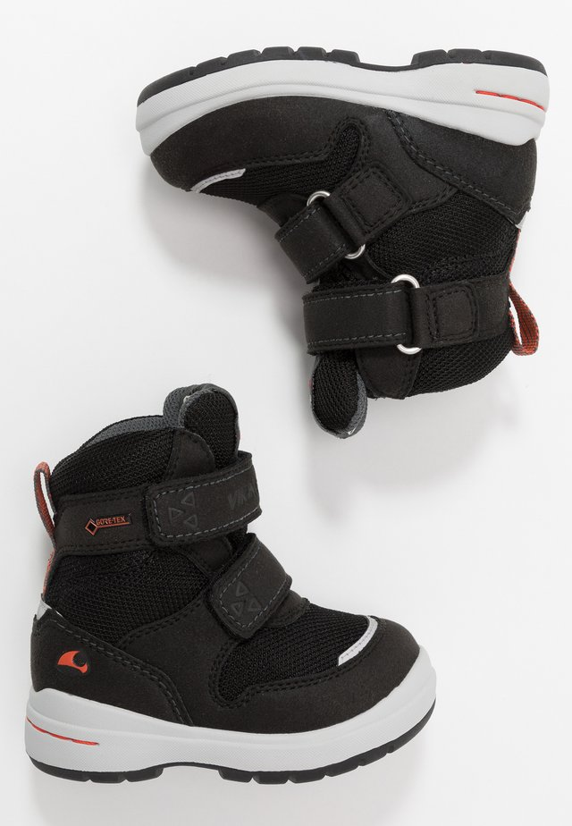 TOKKE GTX - Winter boots - black