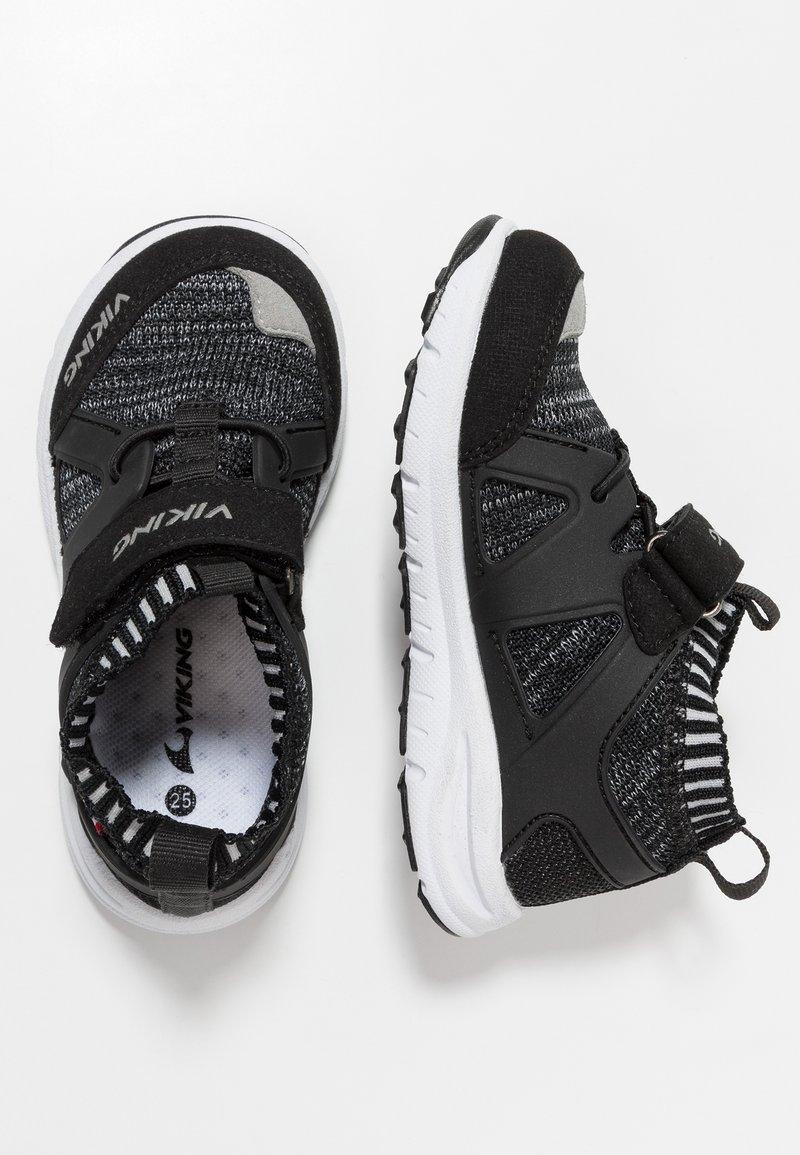 Viking - AASANE - Sports shoes - black/grey