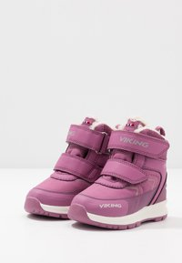 Viking - ELLA GTX - Winter boots - dark pink/violet - 3
