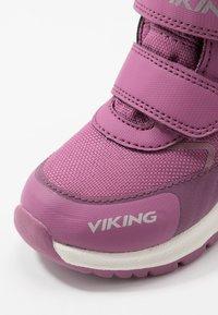 Viking - ELLA GTX - Zimní obuv - dark pink/violet - 2