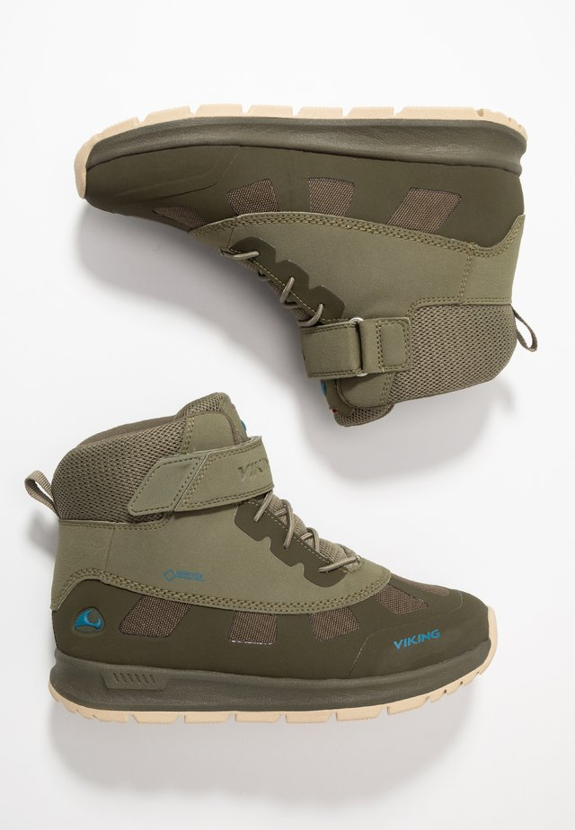 TED GTX - Hiking shoes - olive