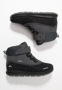 Viking - TED GTX - Scarpa da hiking - black/charcoal - 0