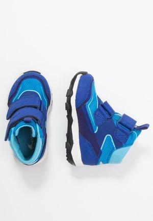 EVANGER MID GTX - Scarpa da hiking - dark blue/blue