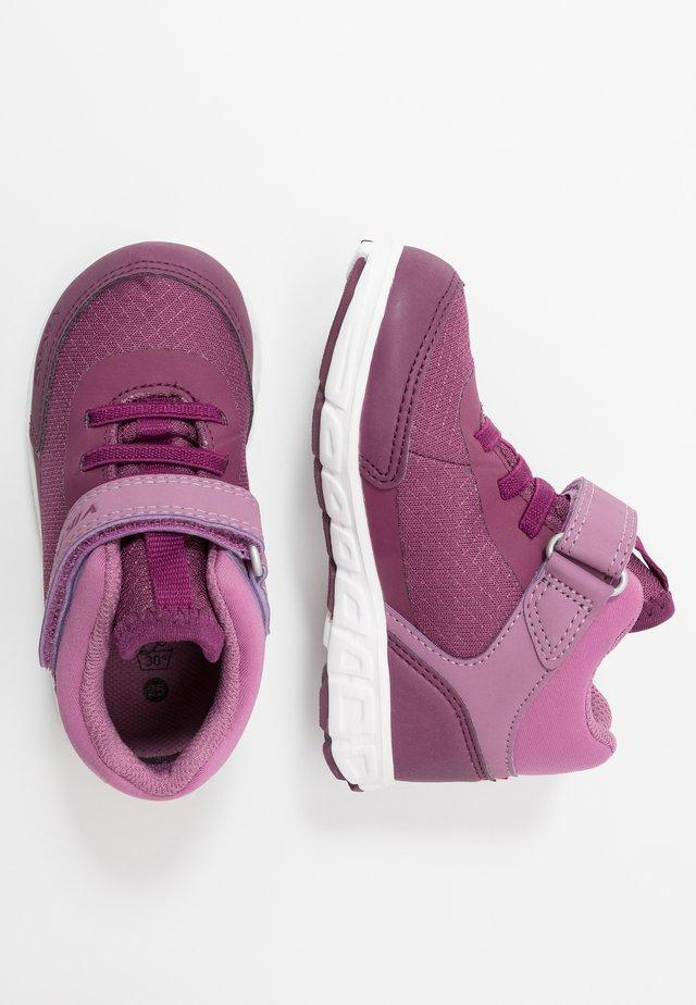 SPECTRUM MID GTX - Hiking shoes - bordo/violet