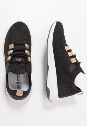 MARTINE - Hiking shoes - black