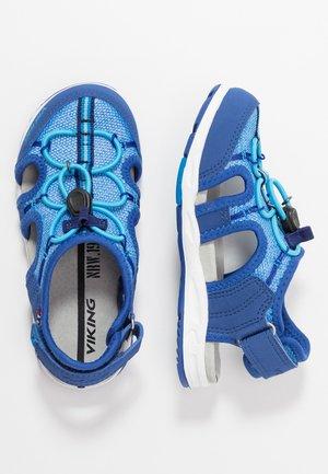 THRILL II - Sandales de randonnée - dark blue/blue