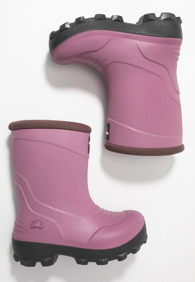 FROST FIGHTER - Wellies - violet/charcoal