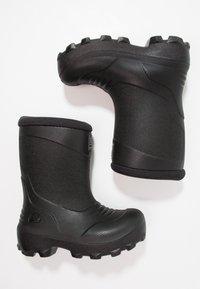 Viking - FROST FIGHTER - Zimní obuv - black/grey - 1