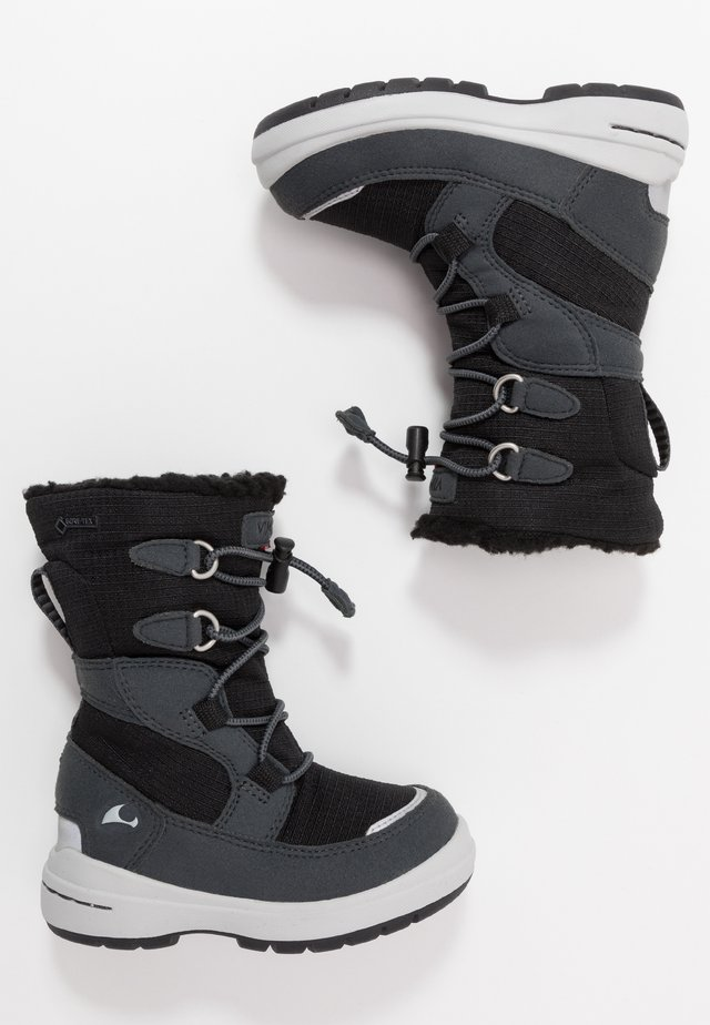 TOTAK GTX - Winter boots - black/charcoal