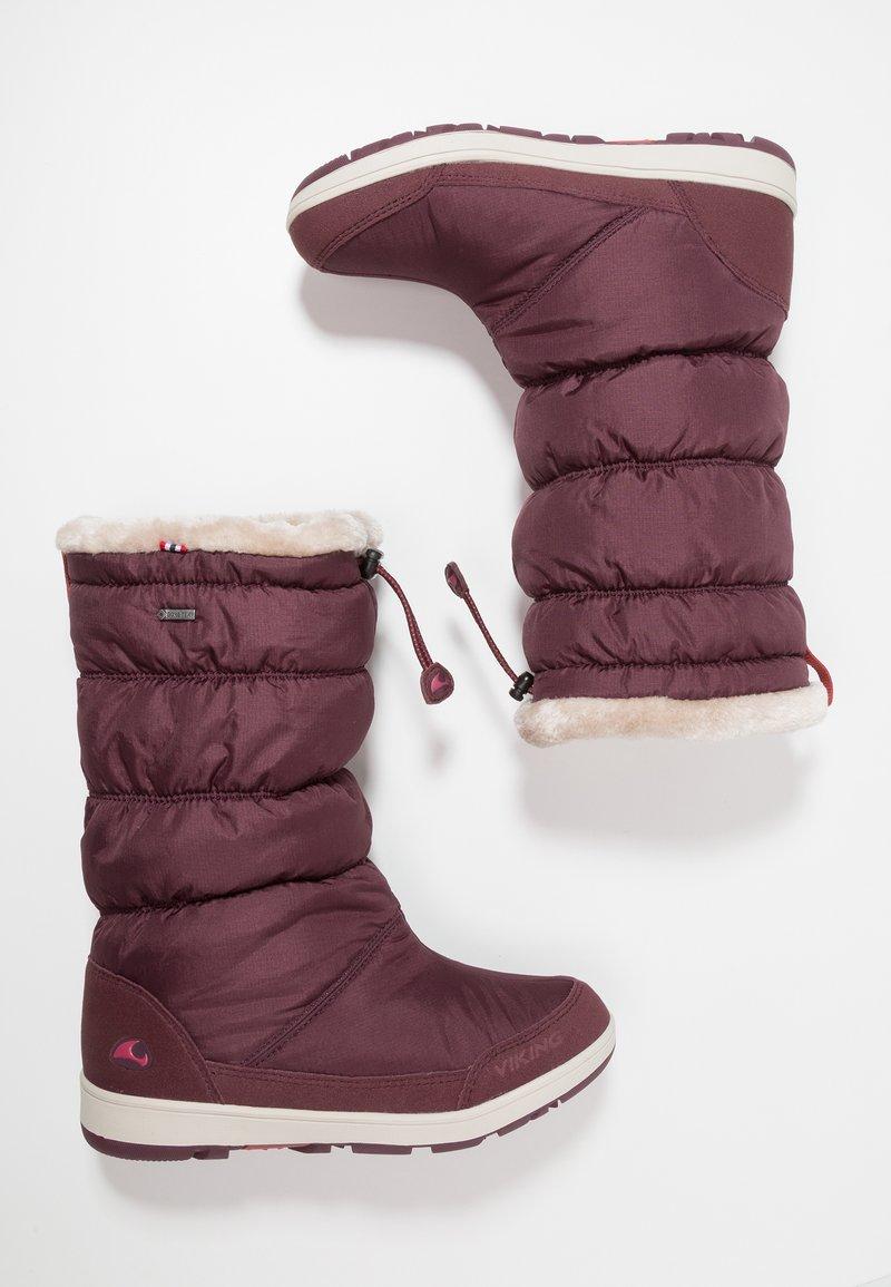 Viking - AMBER - Winter boots - wine