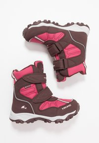 Viking - BLUSTER II GTX - Winter boots - wine/red - 1