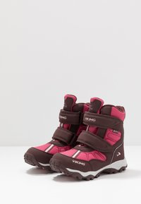 Viking - BLUSTER II GTX - Winter boots - wine/red - 2