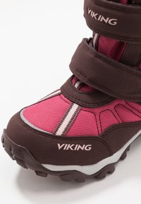 Viking - BLUSTER II GTX - Winter boots - wine/red - 5