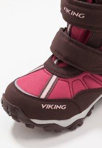 Viking - BLUSTER II GTX - Stivali da neve  - wine/red - 5