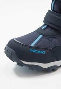 Viking - BLUSTER II GTX - Winter boots - navy - 2