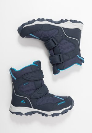 BLUSTER II GTX - Zimní obuv - navy