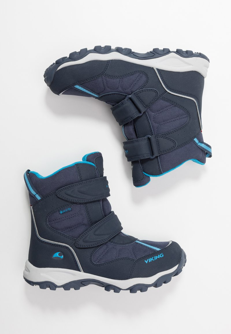 Viking - BLUSTER II GTX - Winter boots - navy
