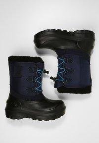 Viking - ISTIND - Zimní obuv - mid blue/black - 0
