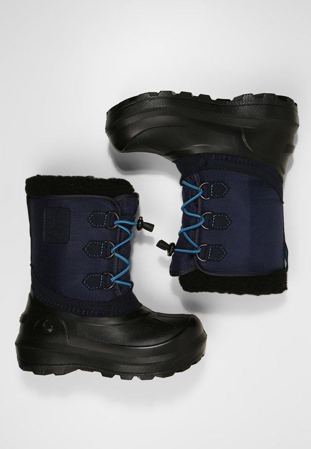ISTIND - Snowboots  - mid blue/black