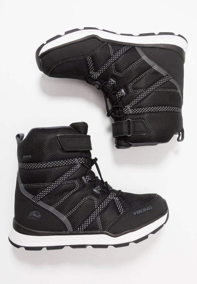 SKOMO GTX - Winter boots - black/charcoal