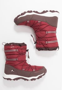 Viking - TOFTE GTX - Stivali da neve  - dark red/wine - 0