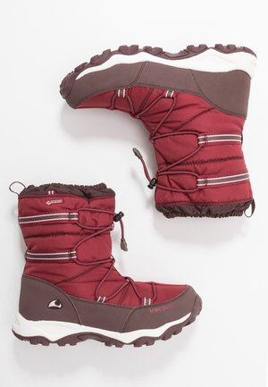 TOFTE GTX - Winter boots - dark red/wine