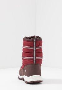 Viking - TOFTE GTX - Zimní obuv - dark red/wine - 4