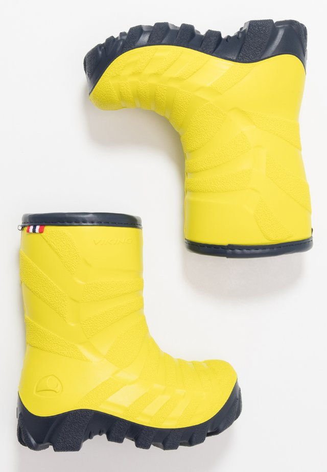 ULTRA 2.0 - Wellies - lime/navy