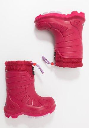 EXTREME - Stivali da neve  - cerise/pink