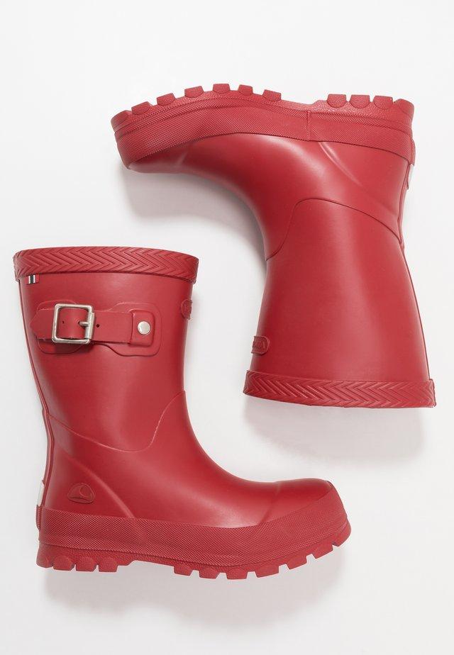 JOLLY BUCKLE - Stivali di gomma - red
