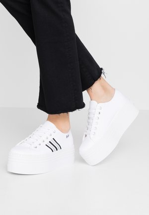 BARCELONA DOBLE LONA - Trainers - blanco